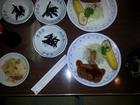 2012夏合宿 ‐ 3日目昼食